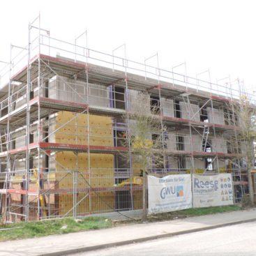 """Neubau Mehrfamilienhaus Modell """"Kiel"""" mit 10WE in Kronshagen"""