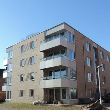Neubau 15+23 Wohneinheiten 2016 Kronshagen Projekt